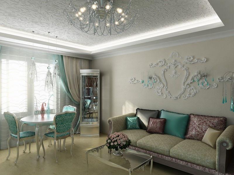 Ремонт трехкомнатной квартиры под ключ в Москве