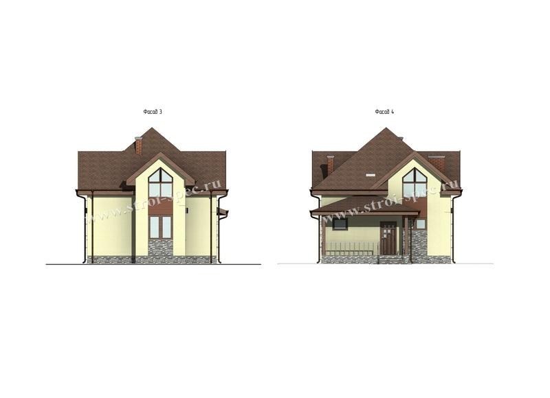 Проект дома 00106
