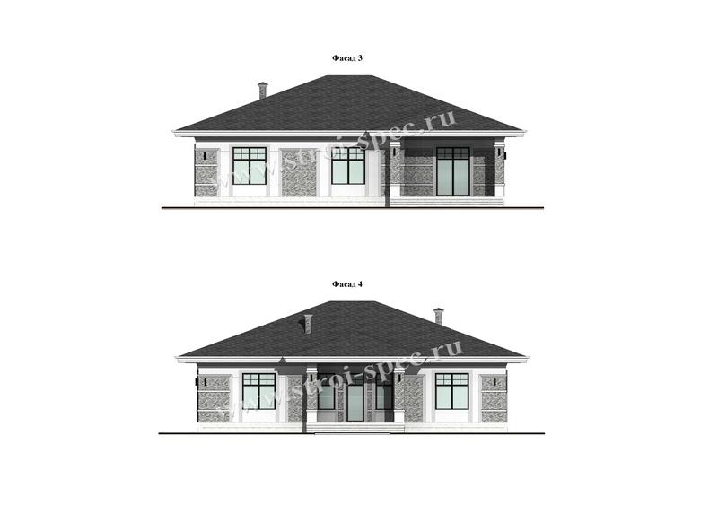 Проект дома 00115