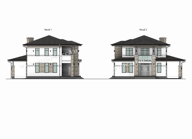 Проект дома 00103
