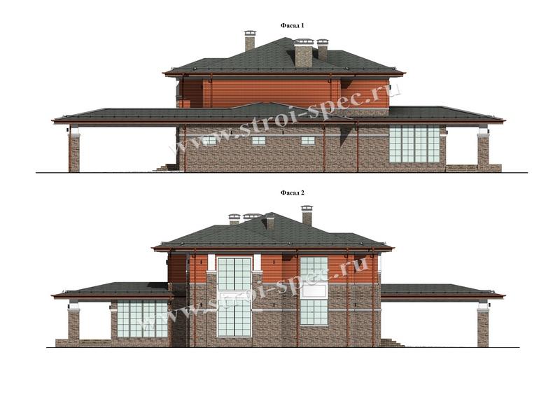 Проект дома 00105