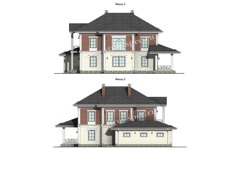 Проект дома 00104